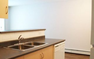 Kitchen Painting Edmonton - Double Clean Painting