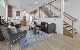 Living Room Painters Edmonton - Double Clean Painting
