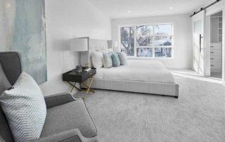 Bedroom Painters Edmonton - Double Clean Painting